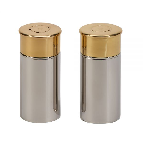Shotgun Shell Salt & Pepper Shaker, 3.25