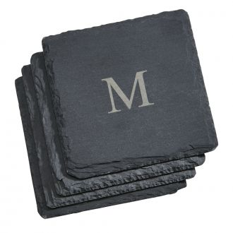 Set of 4 Slate Coasters 4