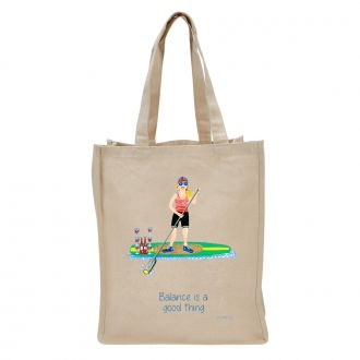 Balance . . .Good Thing - Tote Bag