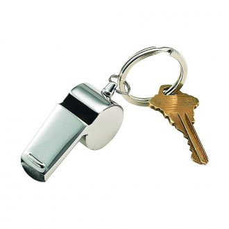 WHISTLE KEY CHAIN