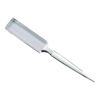 OPTIC CRYSTAL LETTER OPENER