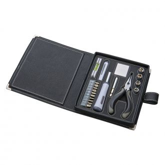 20 PIECE TOOL KIT WITH BLACK CASE