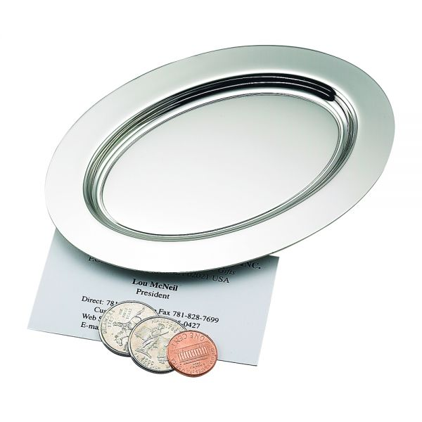 OVAL PLAIN TRAY