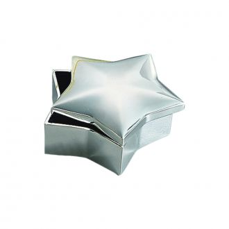 STAR SHAPED JEWELRY BOX