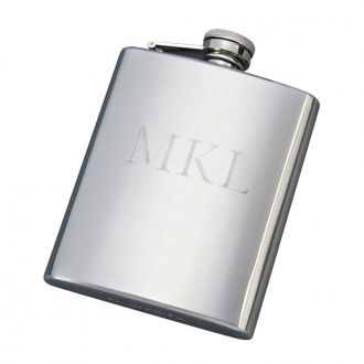 MATTE FINISH FLASK