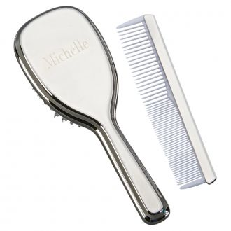 COMB & BRUSH SET FOR GIRLS