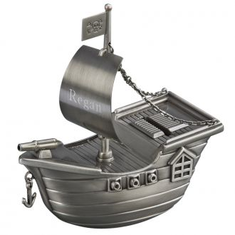 PIRATE SHIP BANK