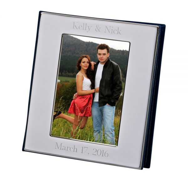 POLISHED COVER ALBUM WITH FRAME STYLE COVER