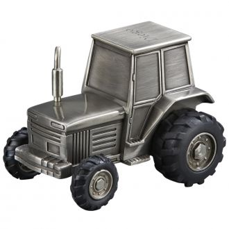 TRACTOR SHAPED BANK