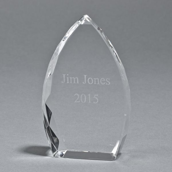 Optic Glass Trophy