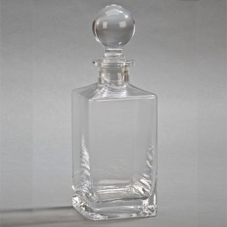 Simon Square Decanter, 10.25