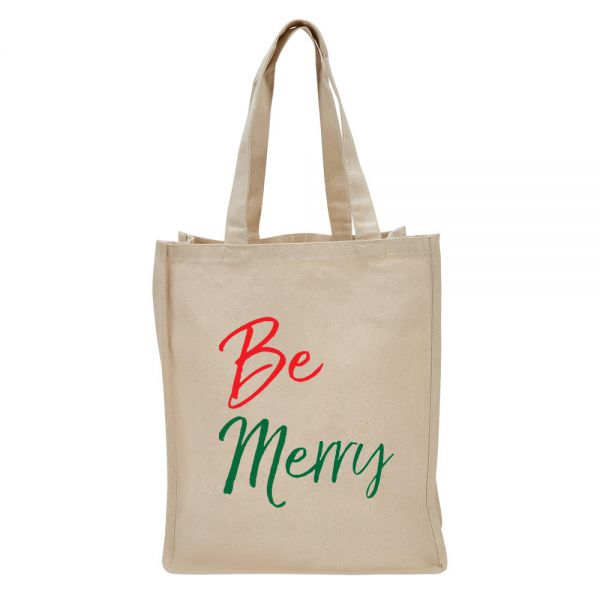 Be Merry - Tote Bag