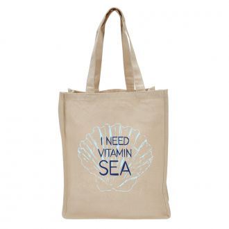 I Need Vitamin Sea - Tote Bag