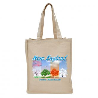 Seasonal Trees (location) - Tote Bag