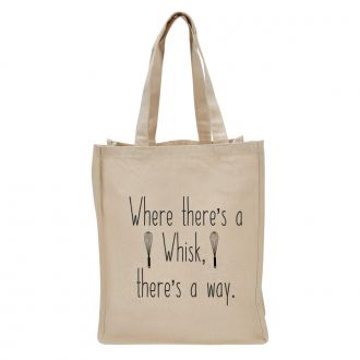 Where There's a Whisk . . . - Tote Bag