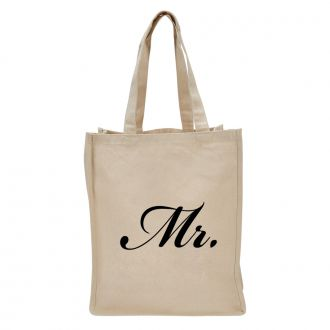 Mr. (in script) - Tote Bag