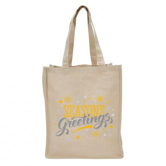 Seasons Greetings - Tote Bag