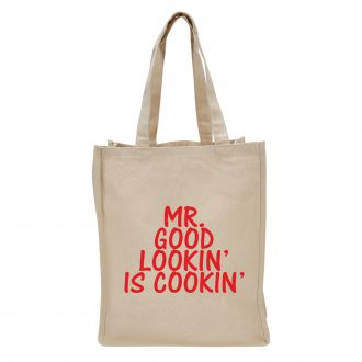 Mr. Good Lookin' . . . - Tote Bag