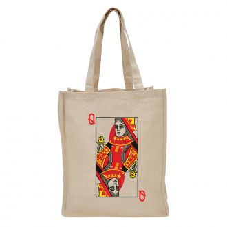 Queen of Hearts - Tote Bag