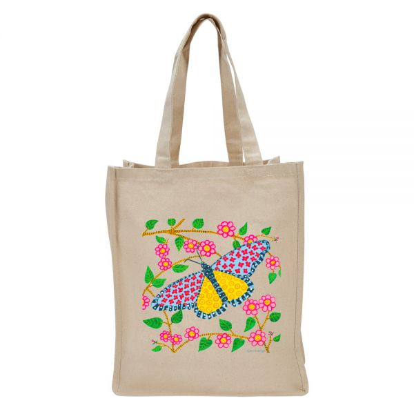 Butterfly Design - Tote Bag