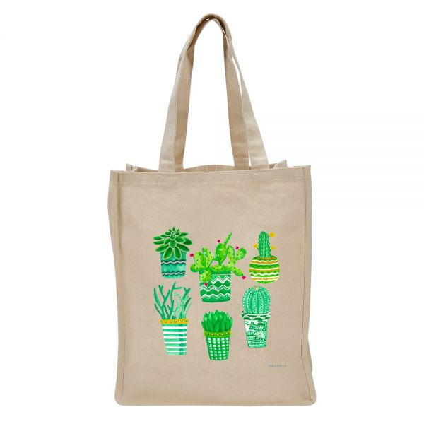 Succulent Plant Collection - Tote Bag
