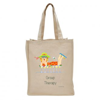 Group Therapy - Tote Bag