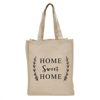 Home Sweet Home (wheat) - Tote Bag