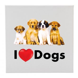 I Love (heart) Dogs - 12