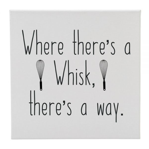 Where There's a Whisk . . . - 12