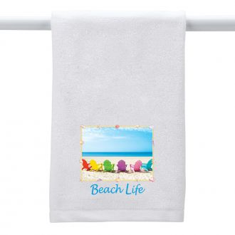 Beach Life - Hand Towel