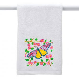 Butterfly Design - Hand Towel