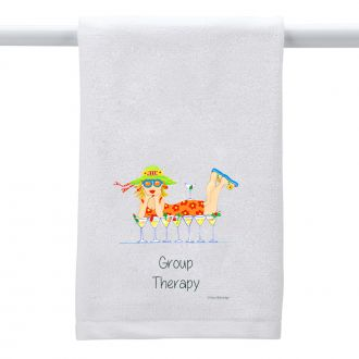 Group Therapy - Hand Towel