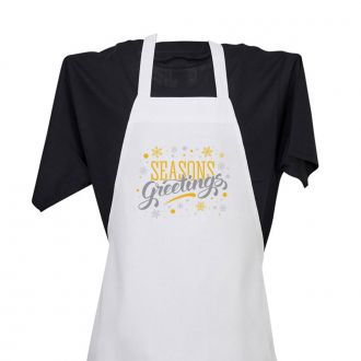 Seasons Greetings - Apron