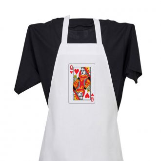 Queen of Hearts - Apron