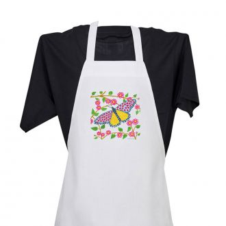 Butterfly Design - Apron
