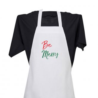 Be Merry - Apron