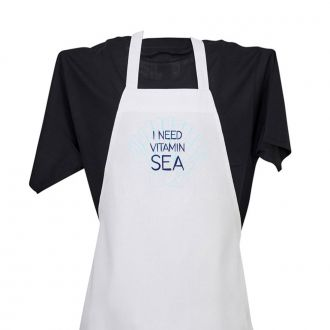 I Need Vitamin Sea - Apron