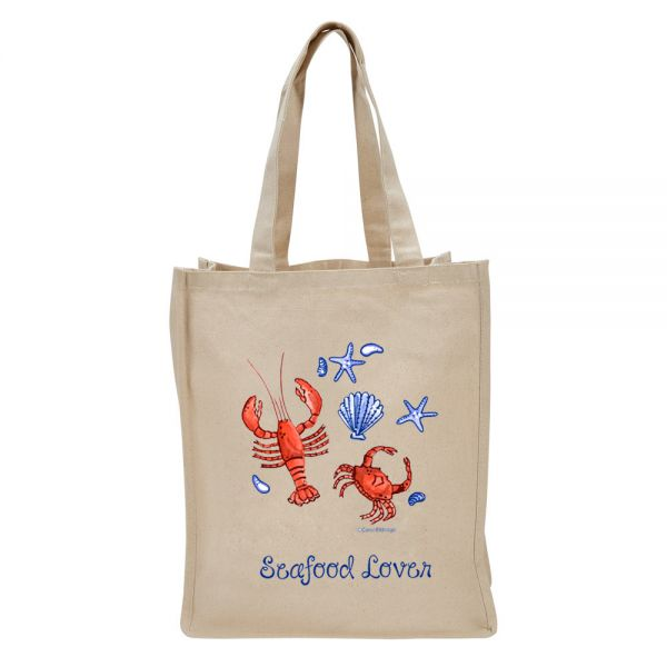 Seafood Lover - Tote Bag