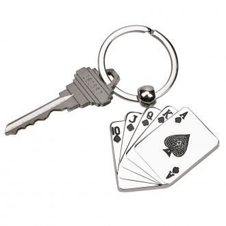 Playing Cards Key Chain, NP 3