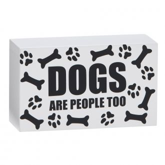 Dogs Are People Too, WD 3