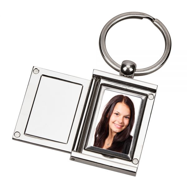 Rectangular Locket Key Chain, NP 3.25