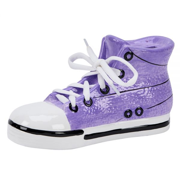 Purple Sneaker Bank 4