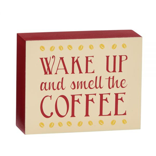 Wake Up and Smell the Coffee, WD 4