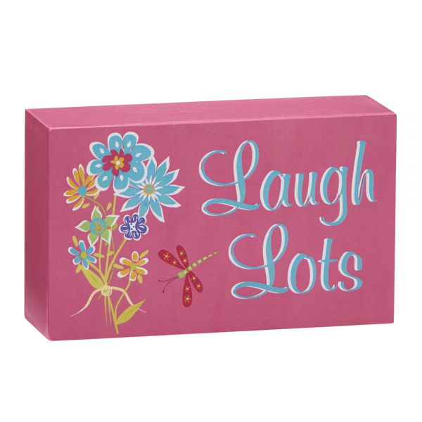Laugh Lots, WD 3