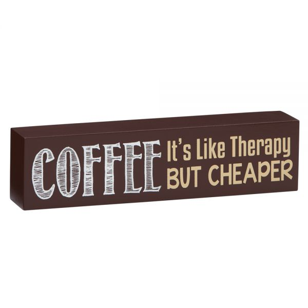 Coffee Like Therapy But Cheaper WD 2