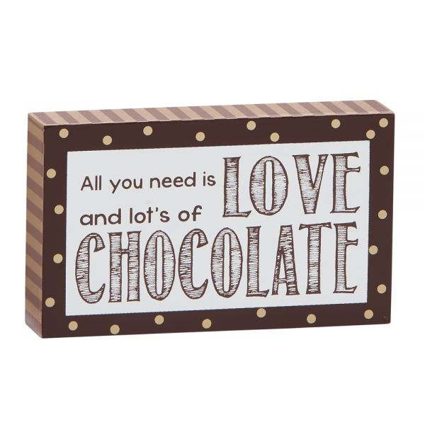 All You Need is Love and Lots of Chocolate WD 3