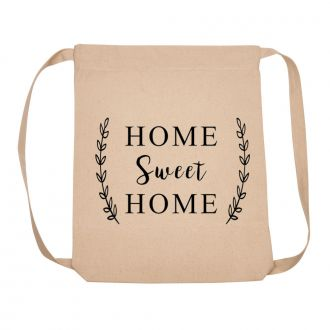 Home Sweet Home (wheat) - Backpack
