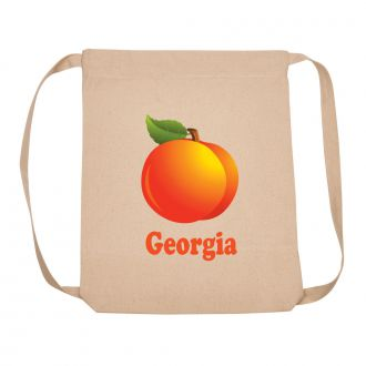 Georgia (with Peach) - Backpack