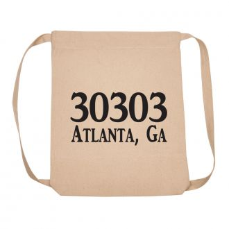 Custom Zip Code (add location) - Backpack