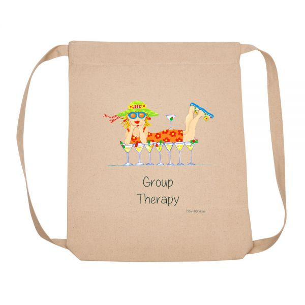 Group Therapy - Backpack